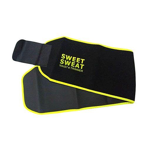 Fajas para sudar SWEET SWEAT abierta