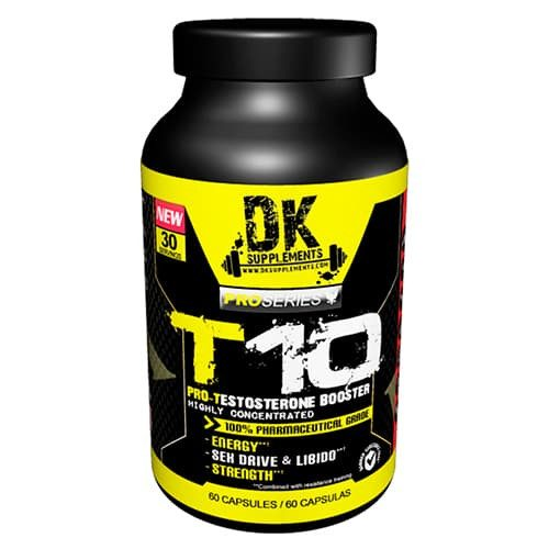 T-10 Pro Testosterone Booster